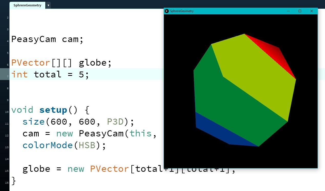 Spherical Geometry 13 Mar 2017