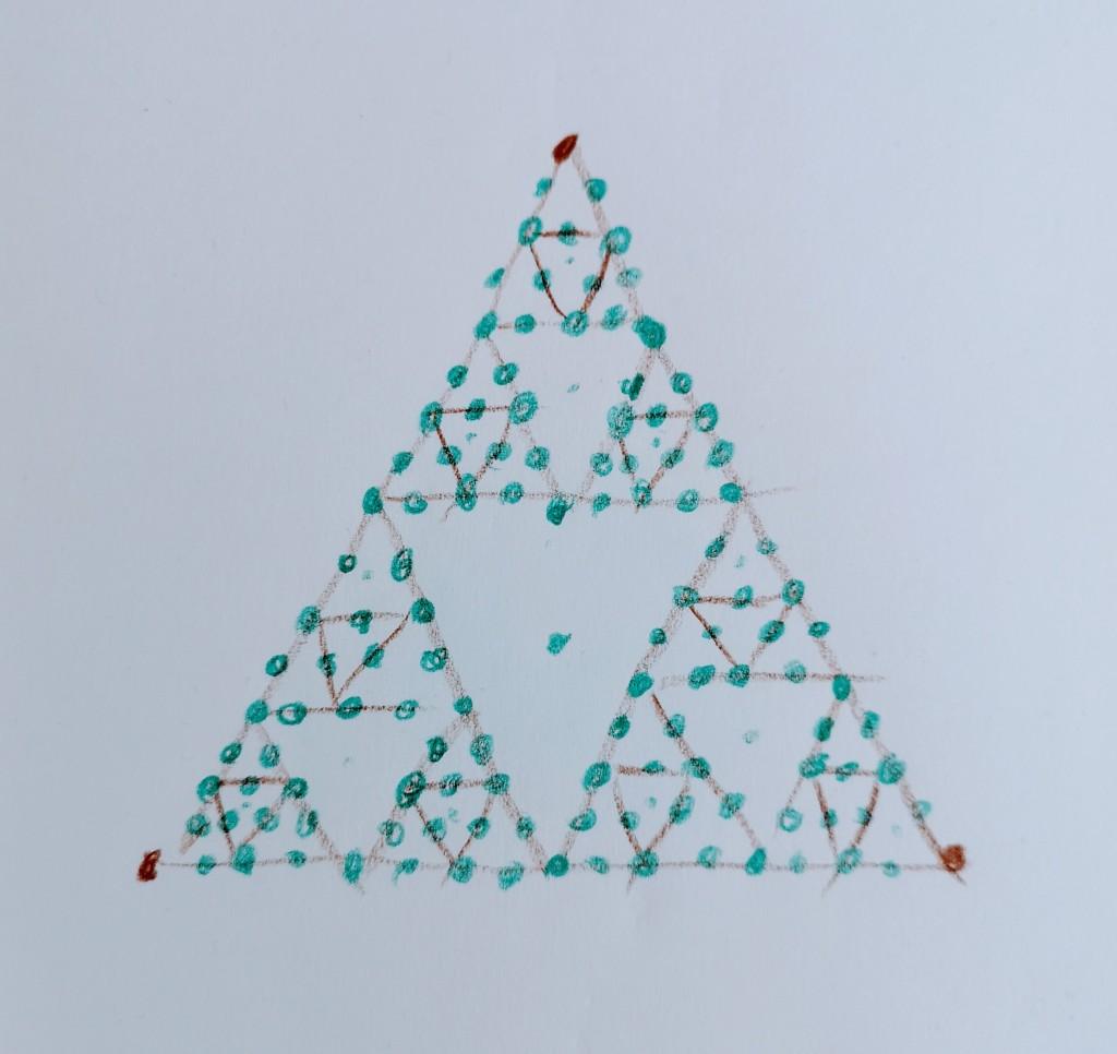 Chaos Game Geogebra